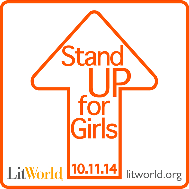 Click on the picture to download your own copy of the Stand Up for Girls logo!