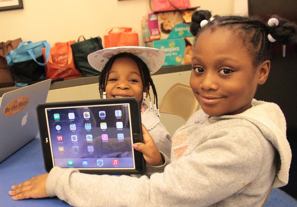 The family fun with iPads will last all summer long!