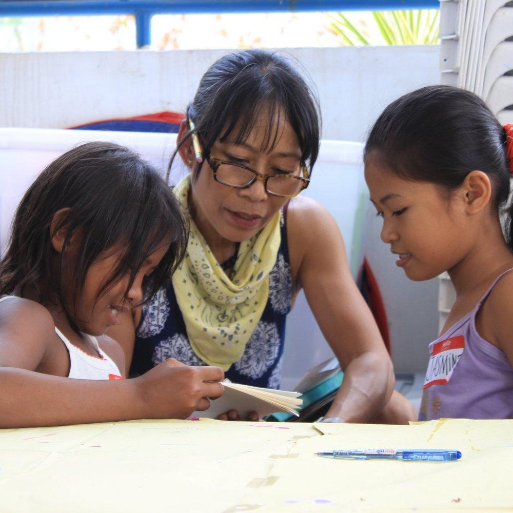 Tina Villadolid   Visual Storytelling & Art Ambassador