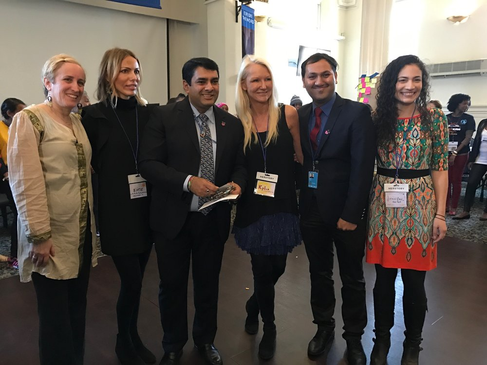HerStory Leaders with Ravi Karkara of UN Women