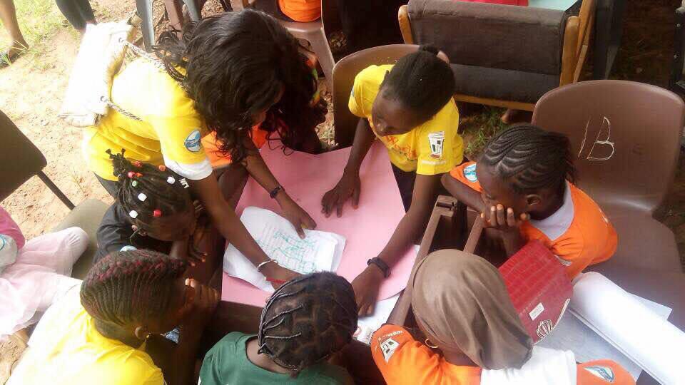 Story Summit at Nigeria Reads/YiSHDA