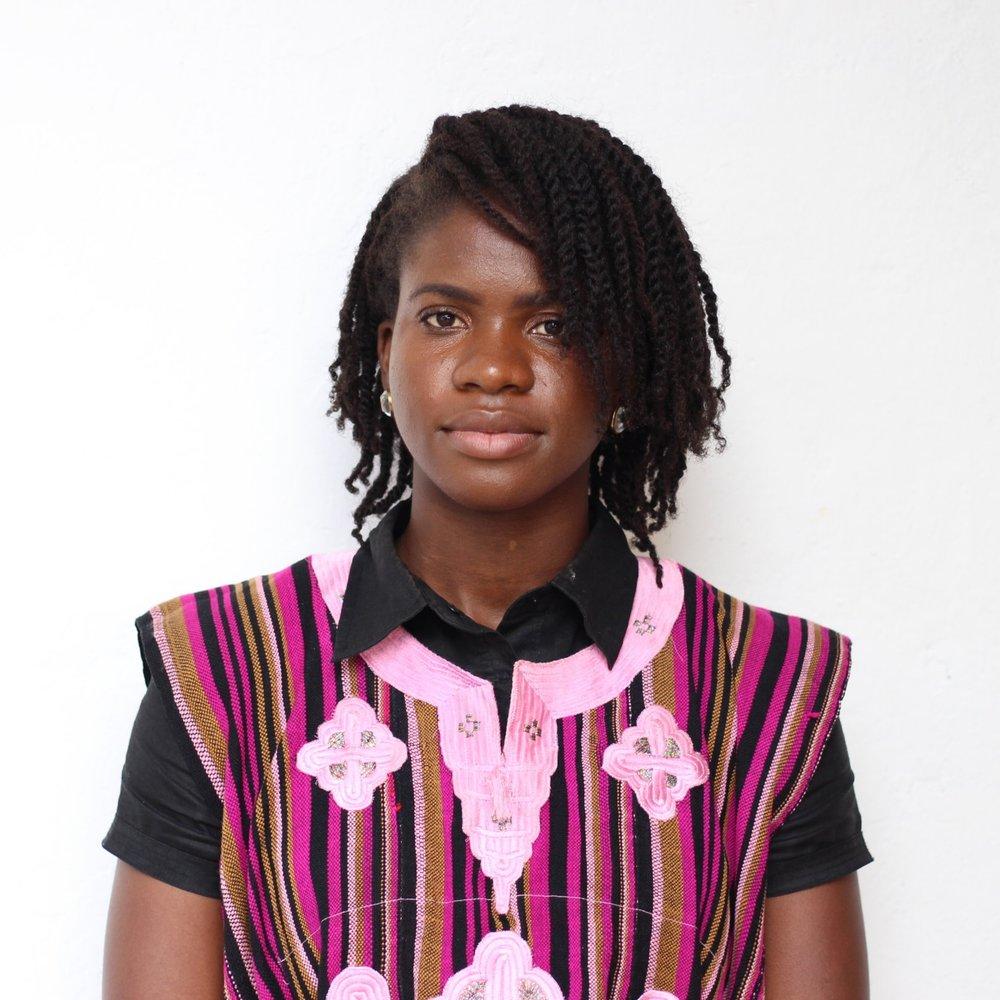 Louvette Neal   Partnership Coordinator,  Monrovia Football Academy