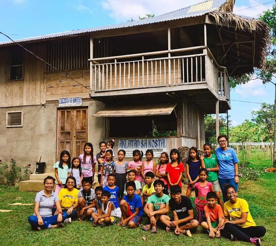 New LitClub members in Daet, Camarines Norte, Philippines.