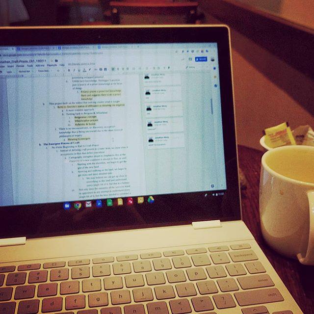 Oh gods, I forgot how much I love writing... #phd #dissertation #idsva