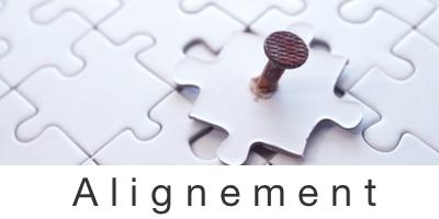 Aligner les services et initiatives avec les besoins des affaires.