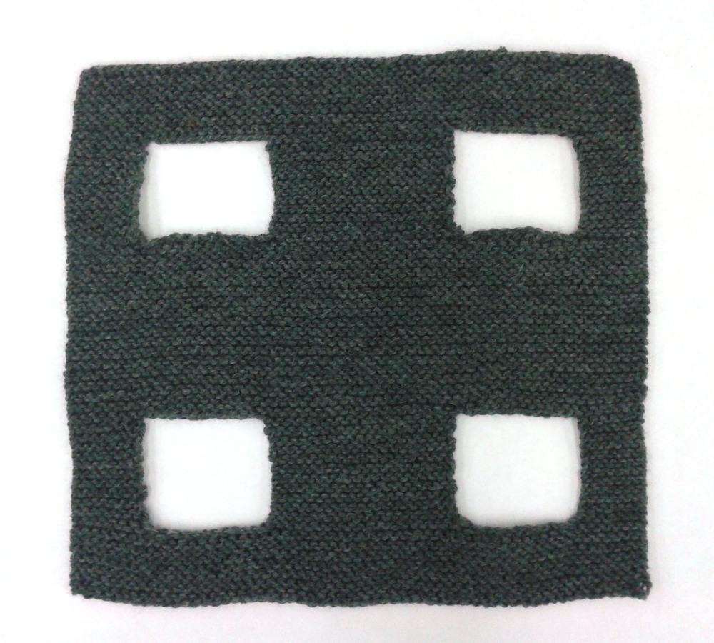 4 Square Bracelet