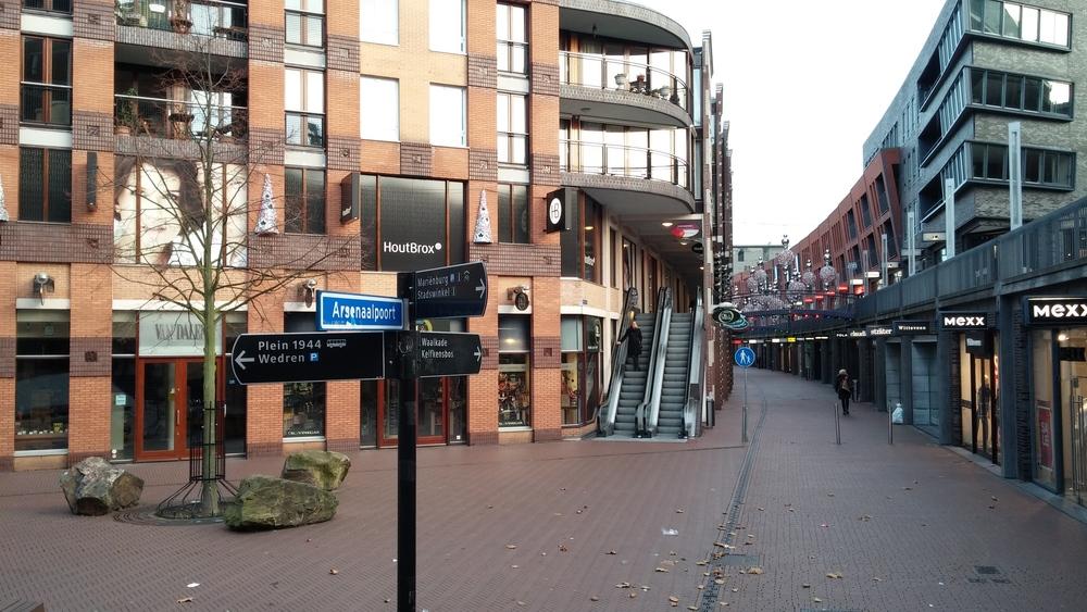 Downtown Nijmegen