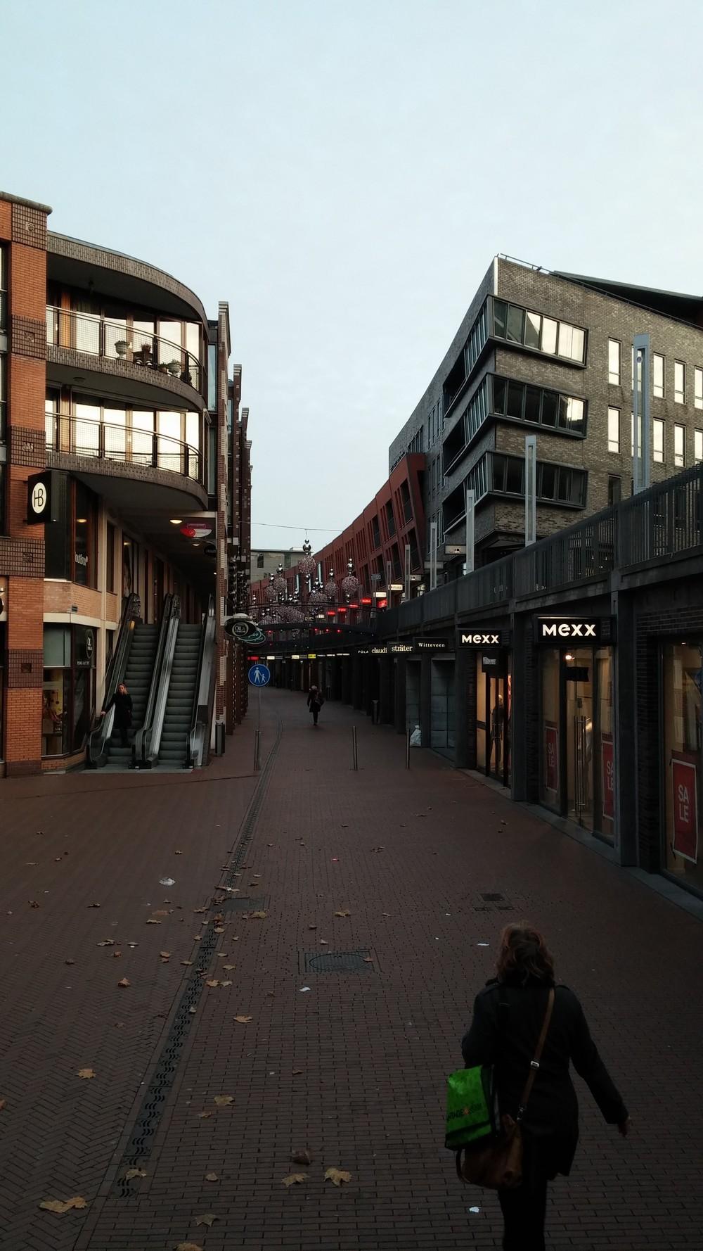 Donwtown Nijmegen