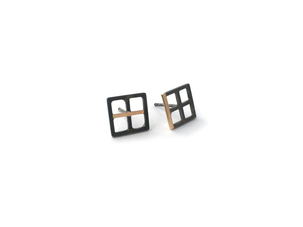2nd dimension earrings