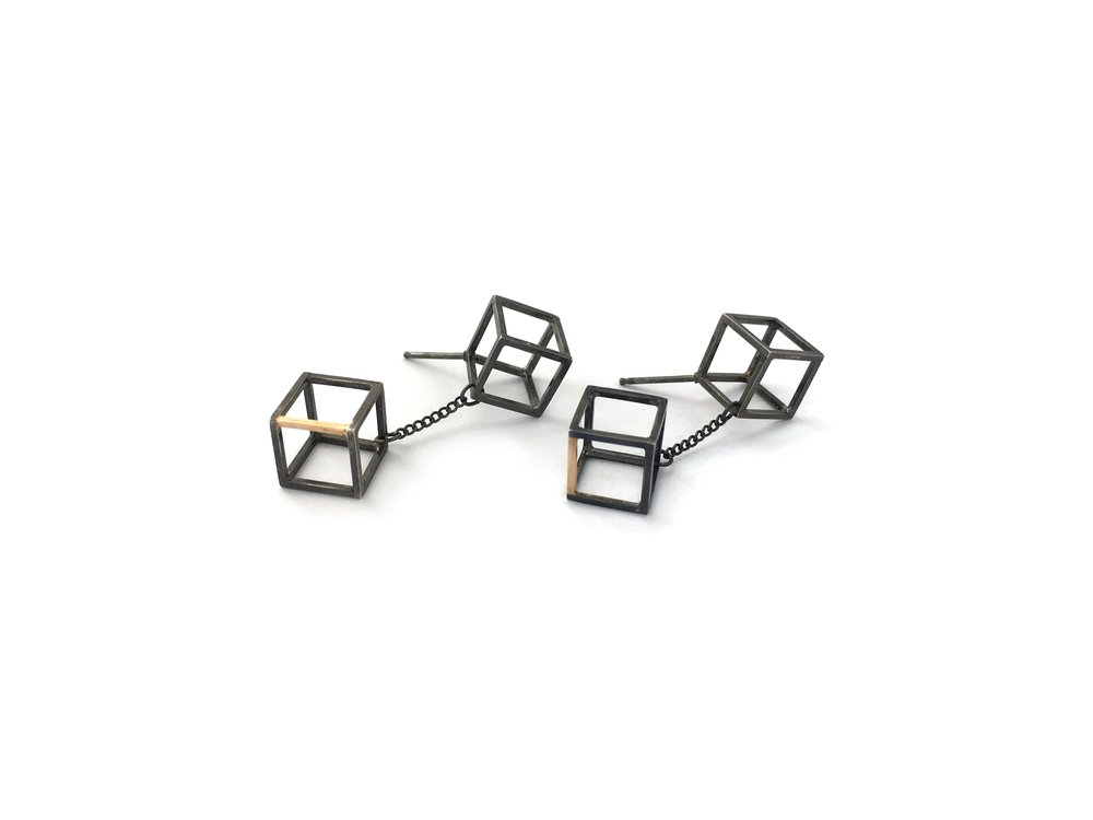 4th dimension earrings