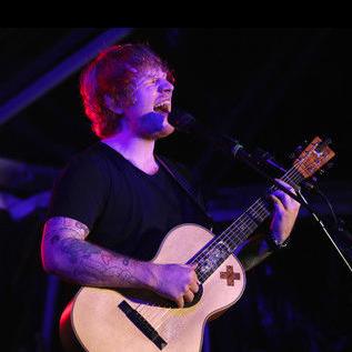 Ed Sheeran Rocks His Hard Earned Success