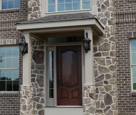 Fieldstone, Bucktown color