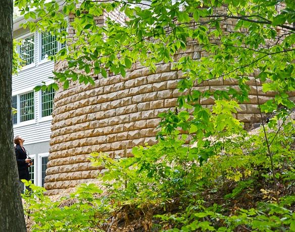Stonebridge Wall