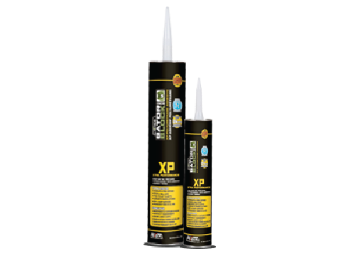Block bond xtra performance (XP) adhesive