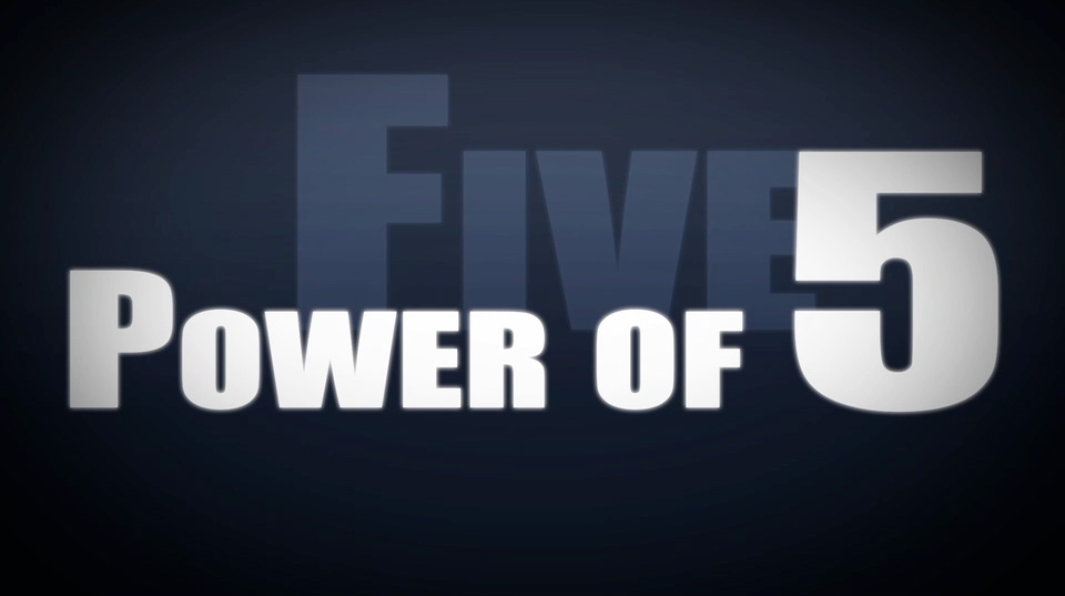 """Power of 5"" PSA still frame"