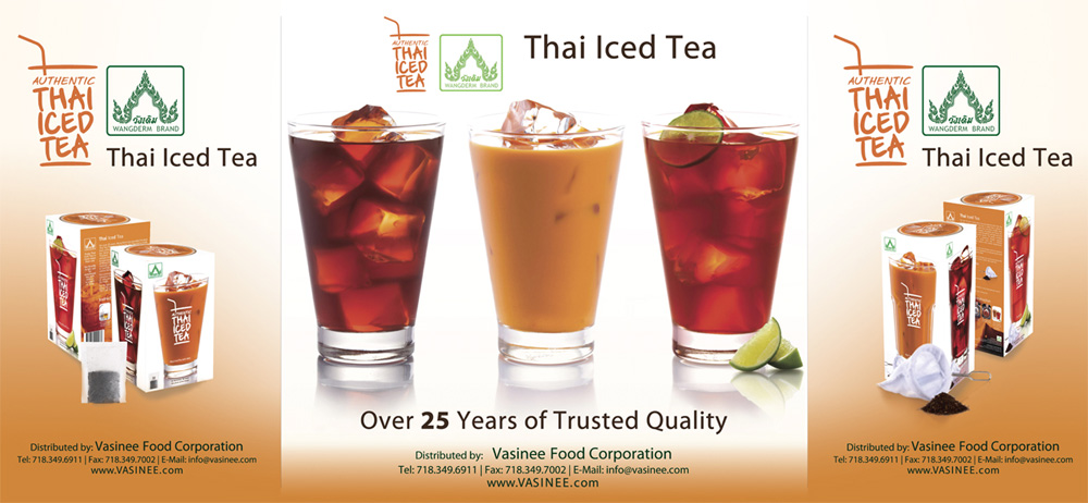 Wang Derm Authentic Thai Iced Tea