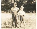Young Rube & Fritz Beaty