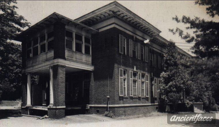 Chamberlain Memorial Hospital, Rockwood, TN
