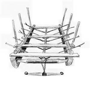 The Farm Hands Companion website gives general directions for building a farm sled.