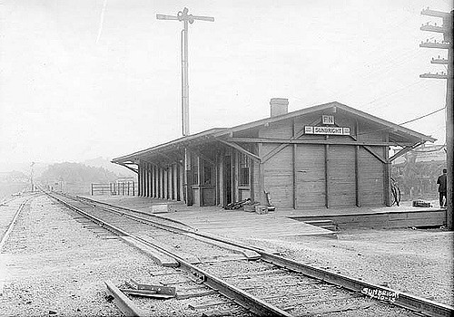 Sunbright, TN Train Depot