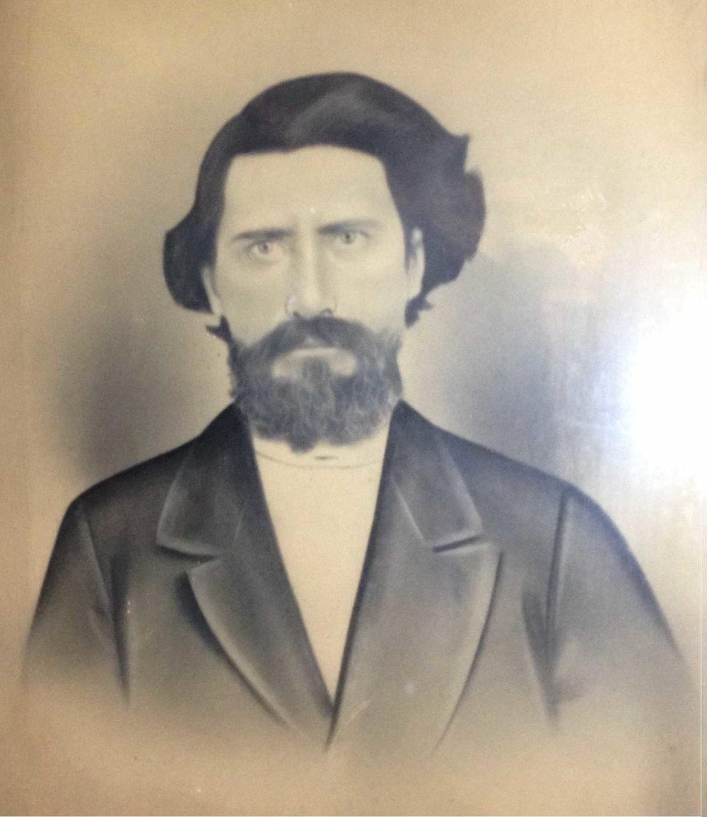 Isaac Wood 1833 - 1871