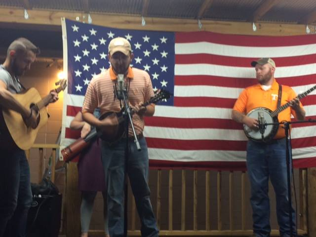 Cody Hull Band at Bluegrass Saturday Night.jpg