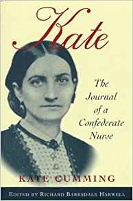 Kate The journal of a confederate nurse.jpg