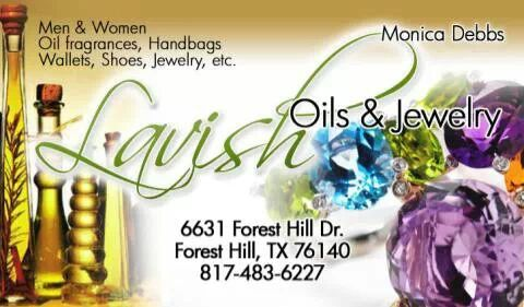 LAVISH OILS & JEWELRY