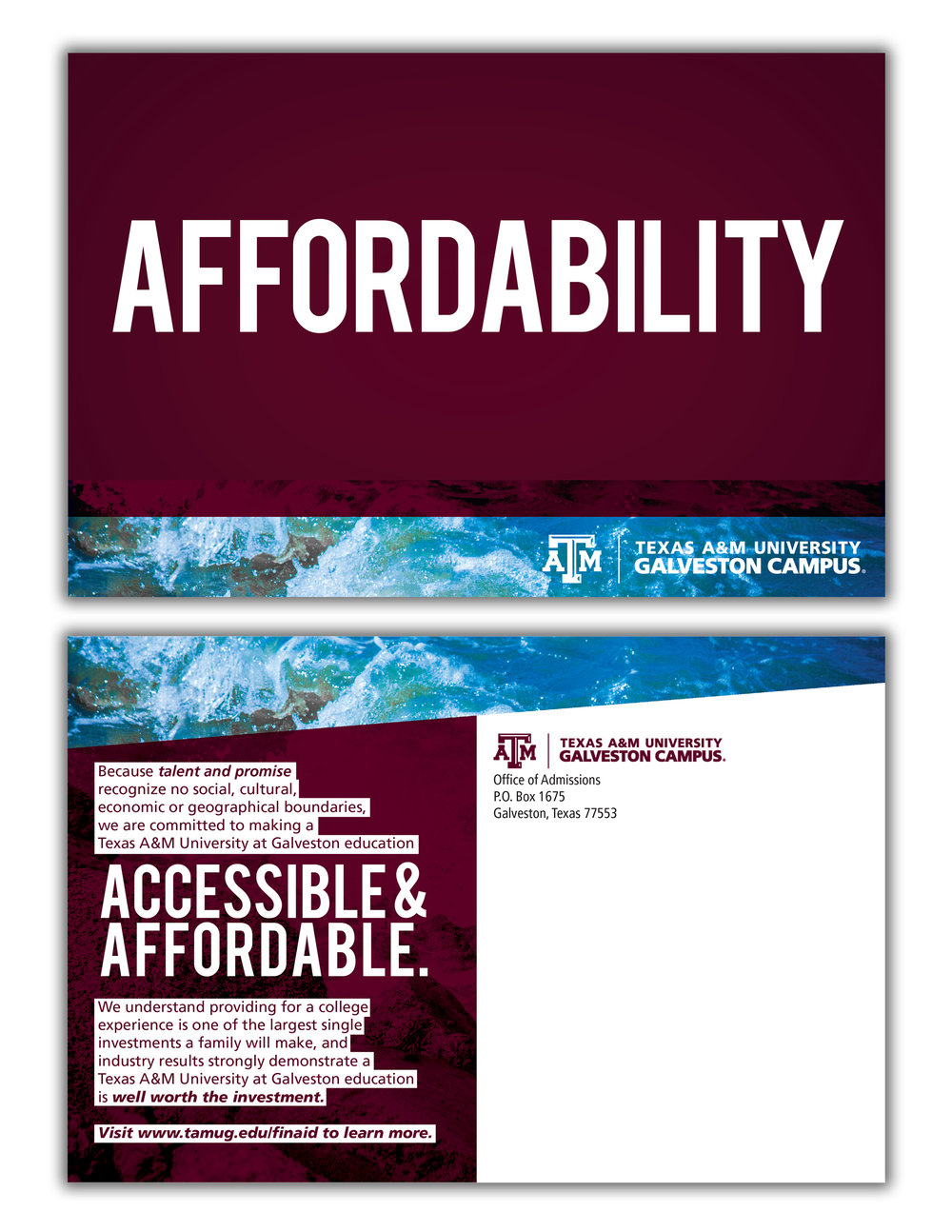 Affordability Postcard