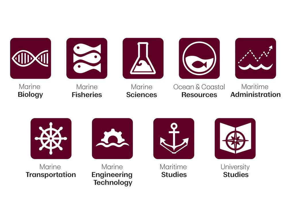 Major Logos