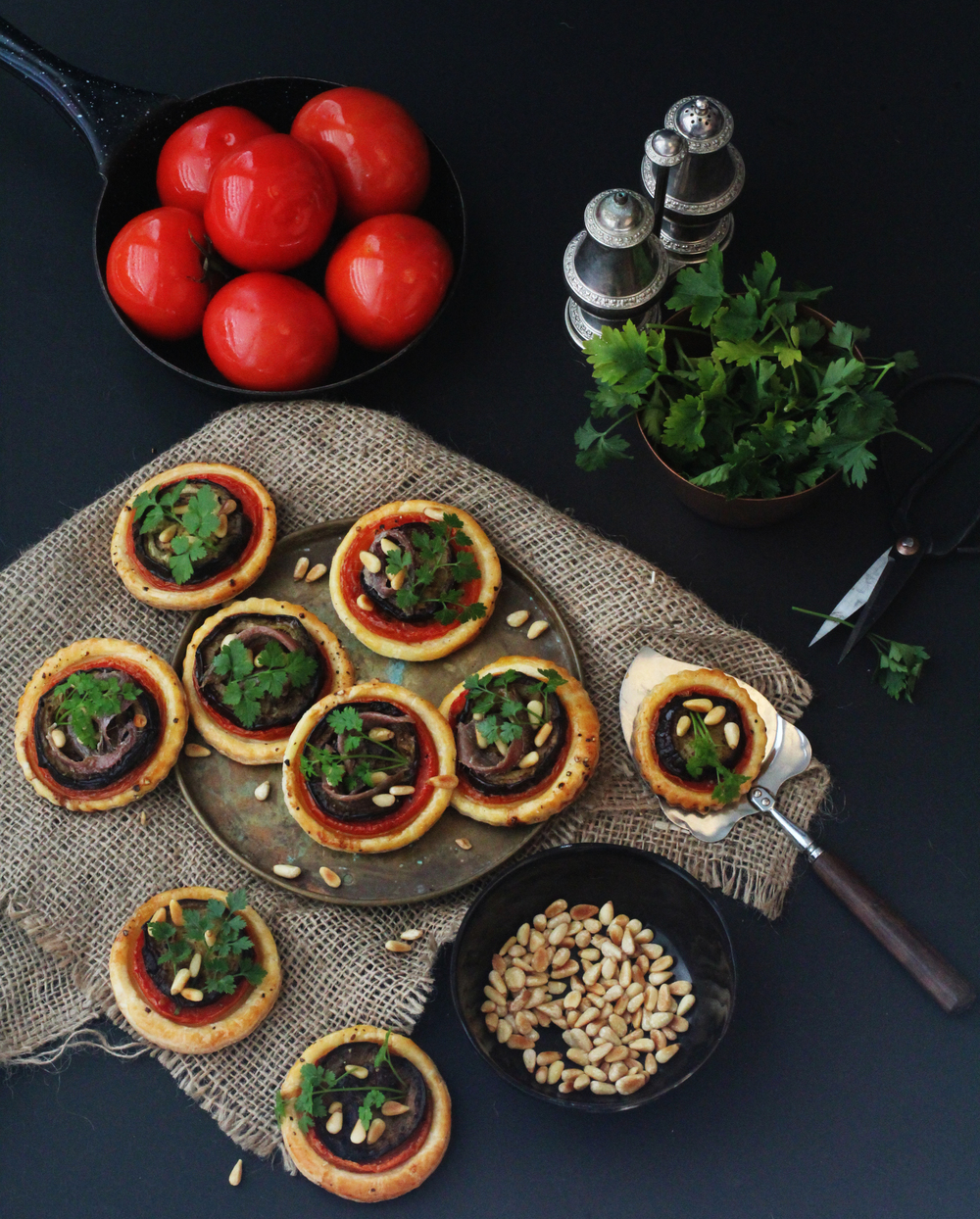 Tomato & Aubergine Tartlets.jpg