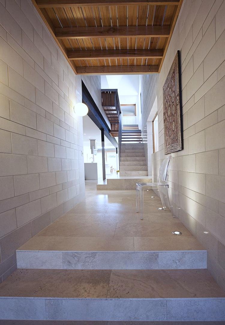 Entry By Gary Hamer Interior Design Brisbane