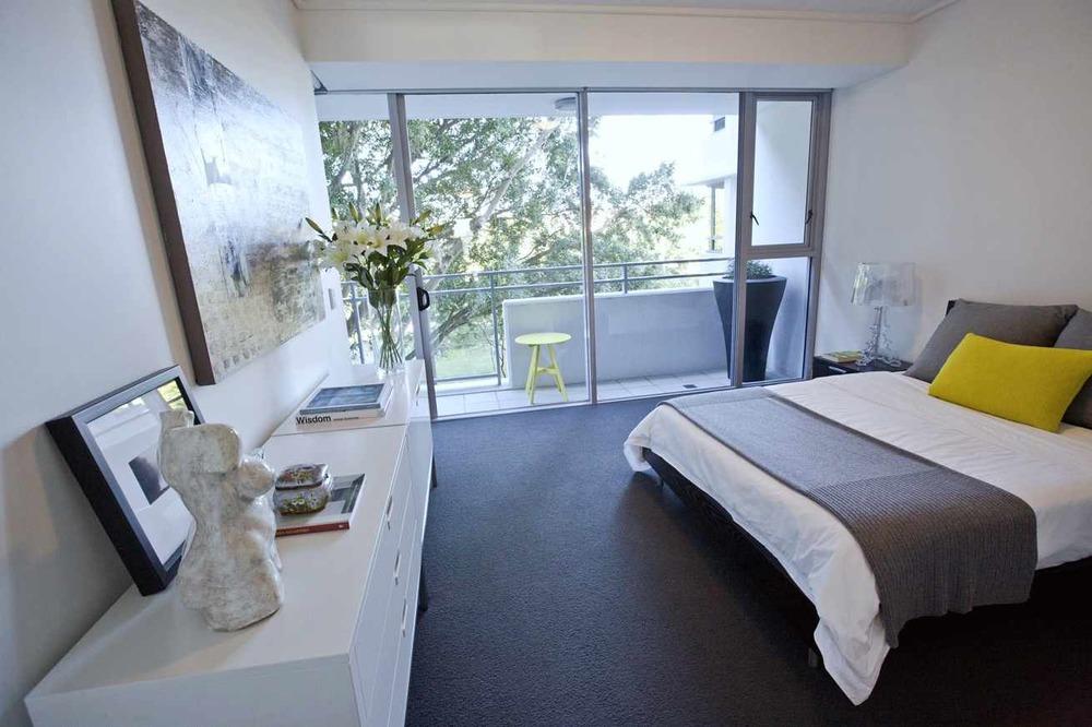 Gary Hamer High Rise Oasis Bedroom 16 Copy