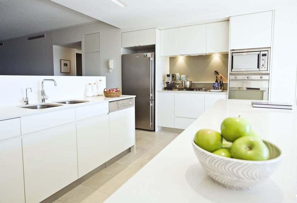 Gary Hamer High Rise Oasis Kitchen