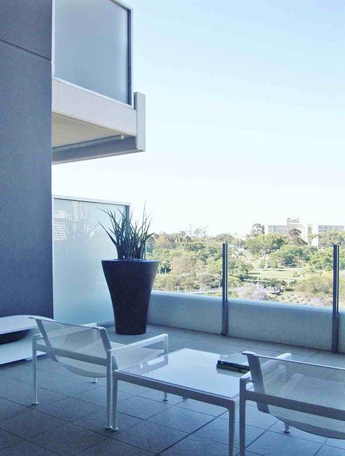 Gary Hamer Parklands Terrace