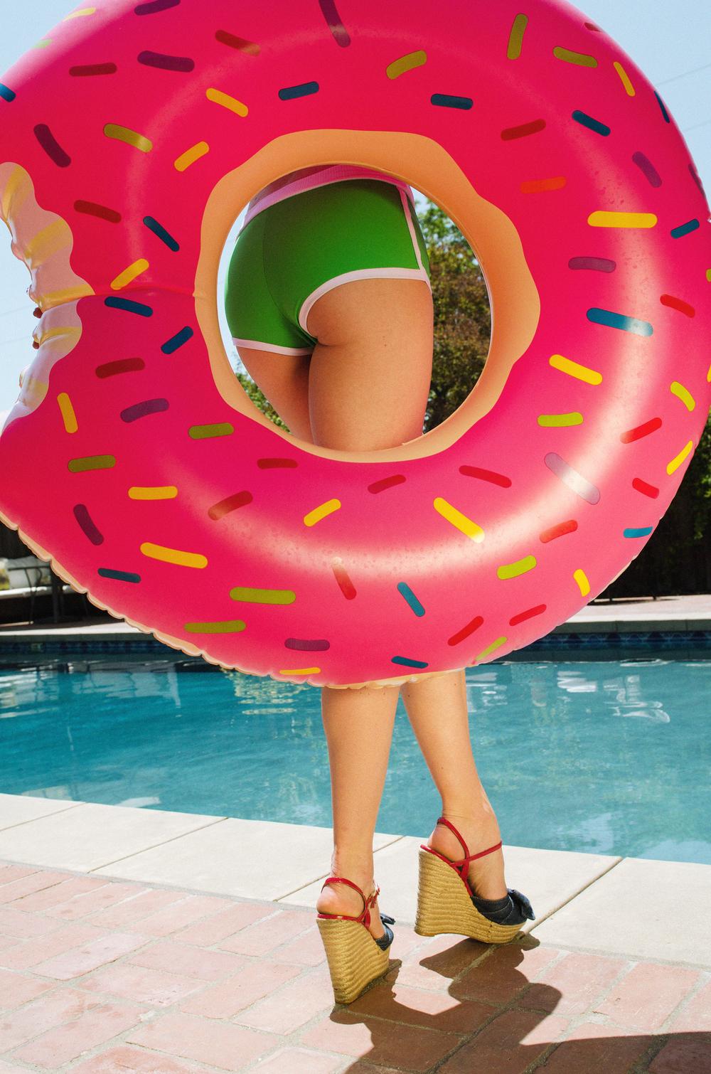 Pool Party Swim