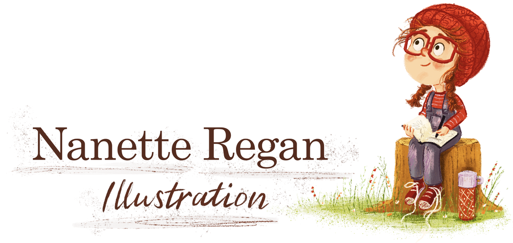 Nanette Regan Illustration