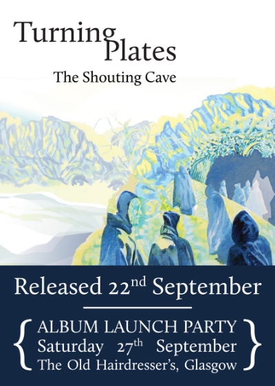 The Shouting Cave - Album Launch Poster 01.jpg