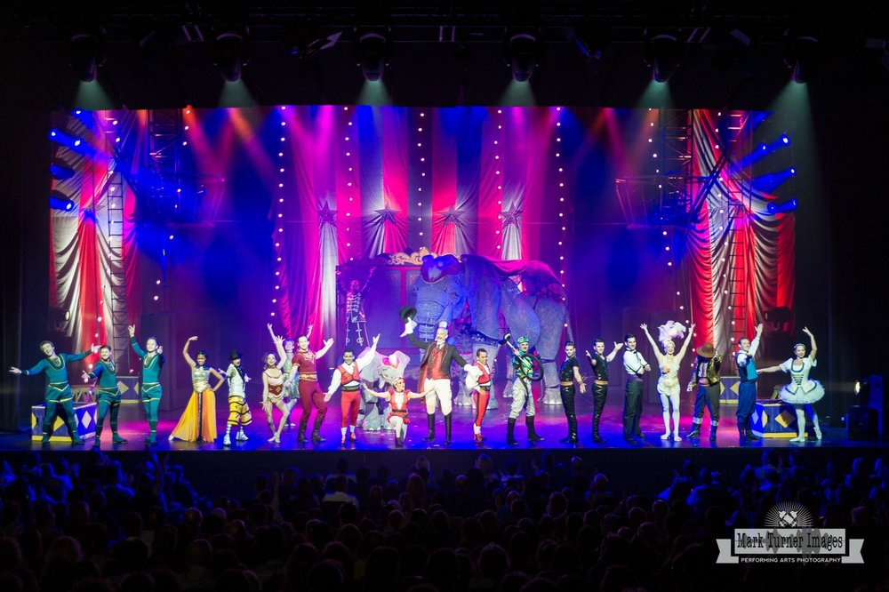 Our final bow at the Canberra Theatre Centre  photo credit: Mark Turner Images