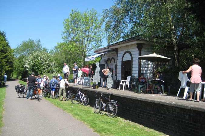 Bristol - Bath Cycle Track