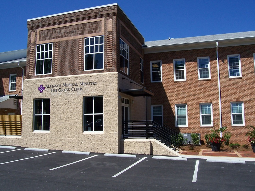 Alliance moved into its current location on the corner of New Bern Avenue and Donald Ross Drive in 2008.