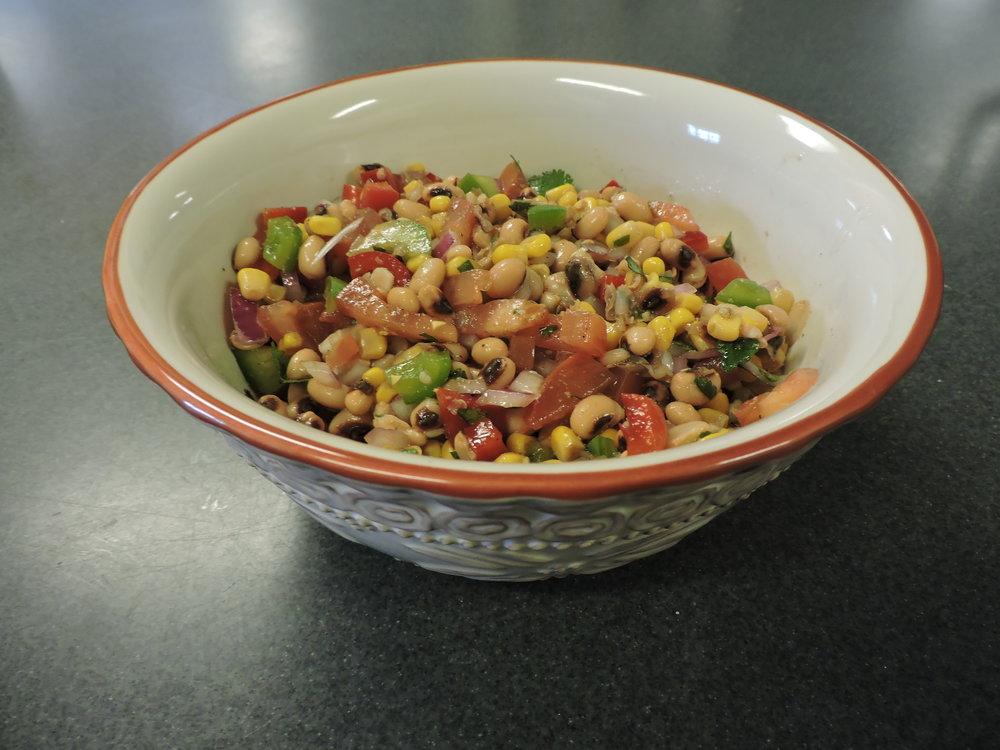 Black Eyed Pea & Corn salad.JPG
