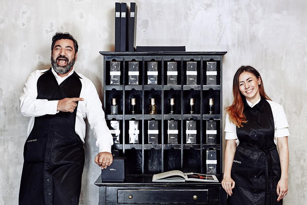 Hayk Sargsyan for SnC magazine