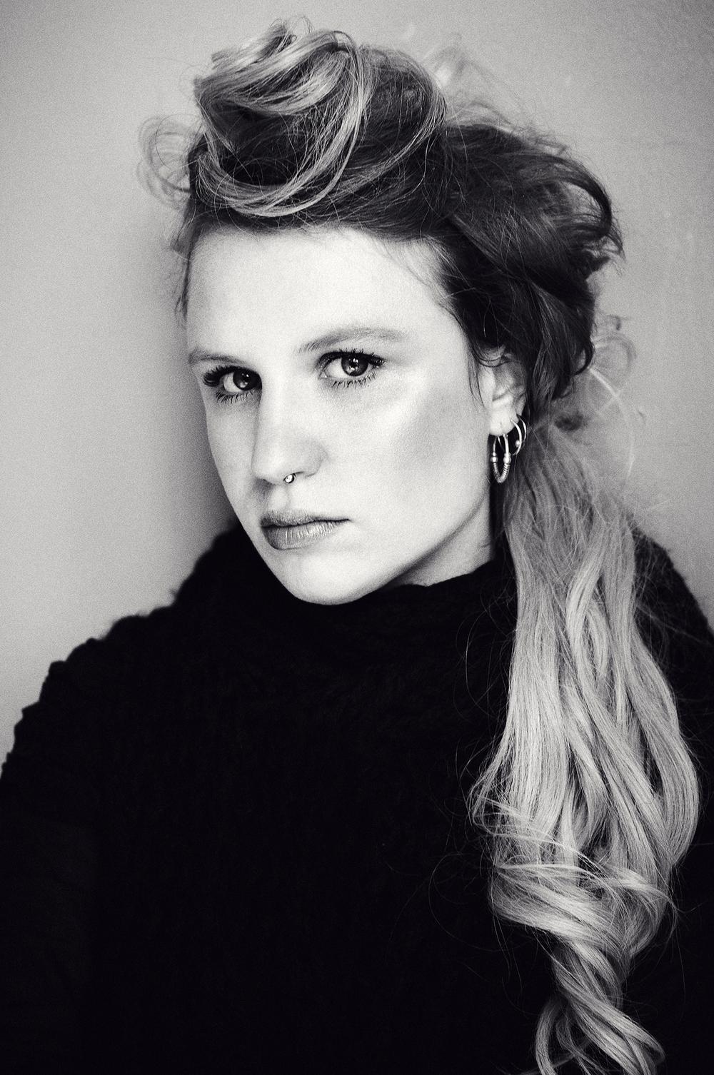 Valeria Gay Germanika for Tatler Russia