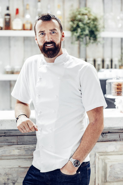 Andy Tonge (executive chef) for Kuznetsky Most 20