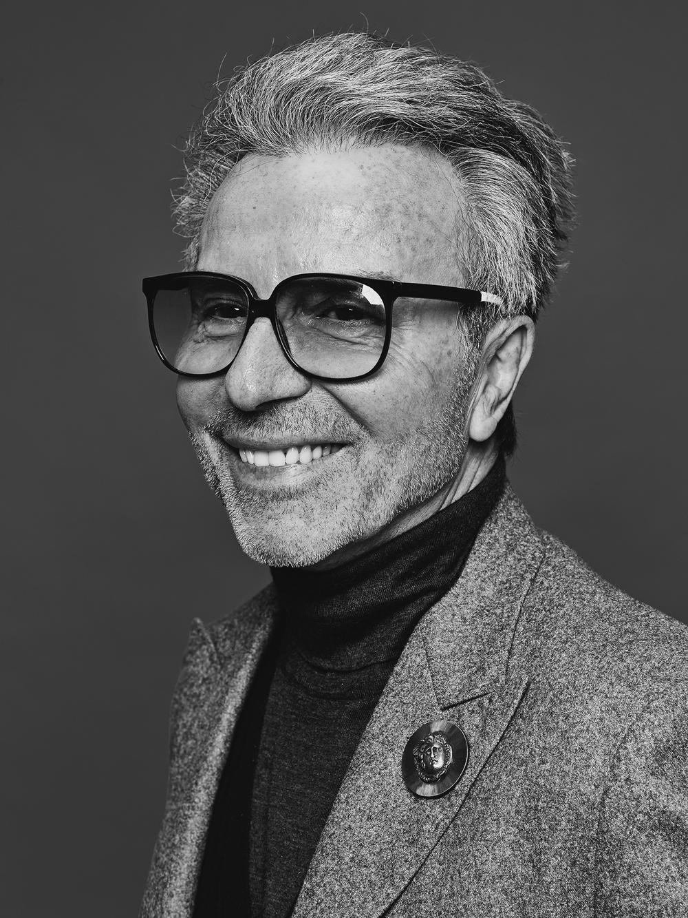 Olivier Echaudemaison, Guerlain's makeup art director
