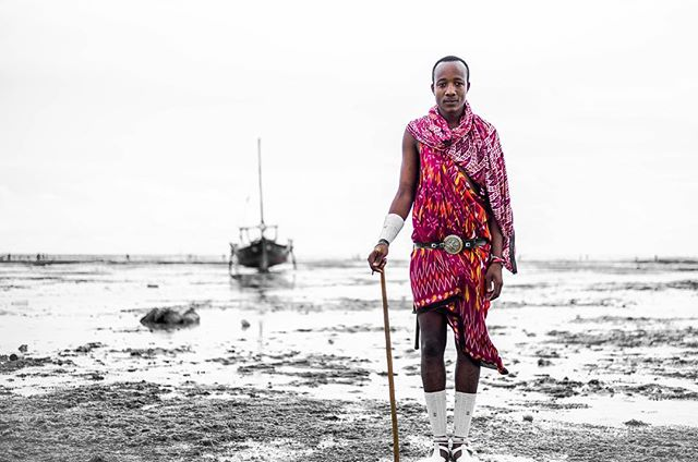 Maasai tribesman. Zanzibar, Tanzania. 🇹🇿 Six years ago today. 📷 Leica M9 with the 50mm Summicron at f/2. . . . #tanzania #africa # #culture #iphone7 #streetphotography #travel #instatravel #travelgram #wanderlust #picoftheday #shotonmoment #makemoments #travelstoke #landscape #portrait #awesome #leica #passionpassport #roadtrip #adventure #natgeo #photooftheday #travelphotography #travelling #traveltheworld #vsco #hypebeast #trip #iphone