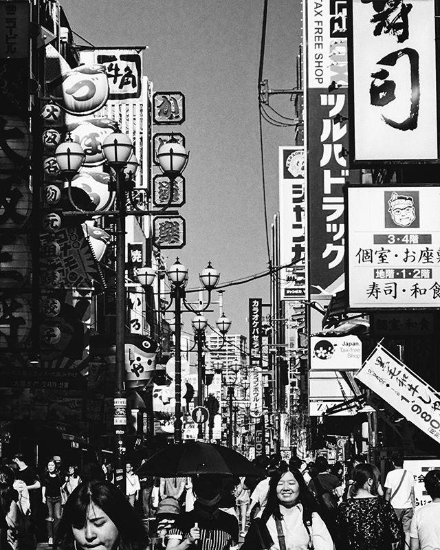 Osaka, Japan. 🇯🇵 . . #japan #osaka #shotoniphone #asia #foodporn #streetphotography #travel #instatravel #travelgram #wanderlust #picoftheday #japanese #makemoments #travelstoke #landscape #portrait #awesome #city #passionpassport #roadtrip #adventure #natgeo #photooftheday #travelphotography #travelling #traveltheworld #vsco #hypebeast #trip #asian