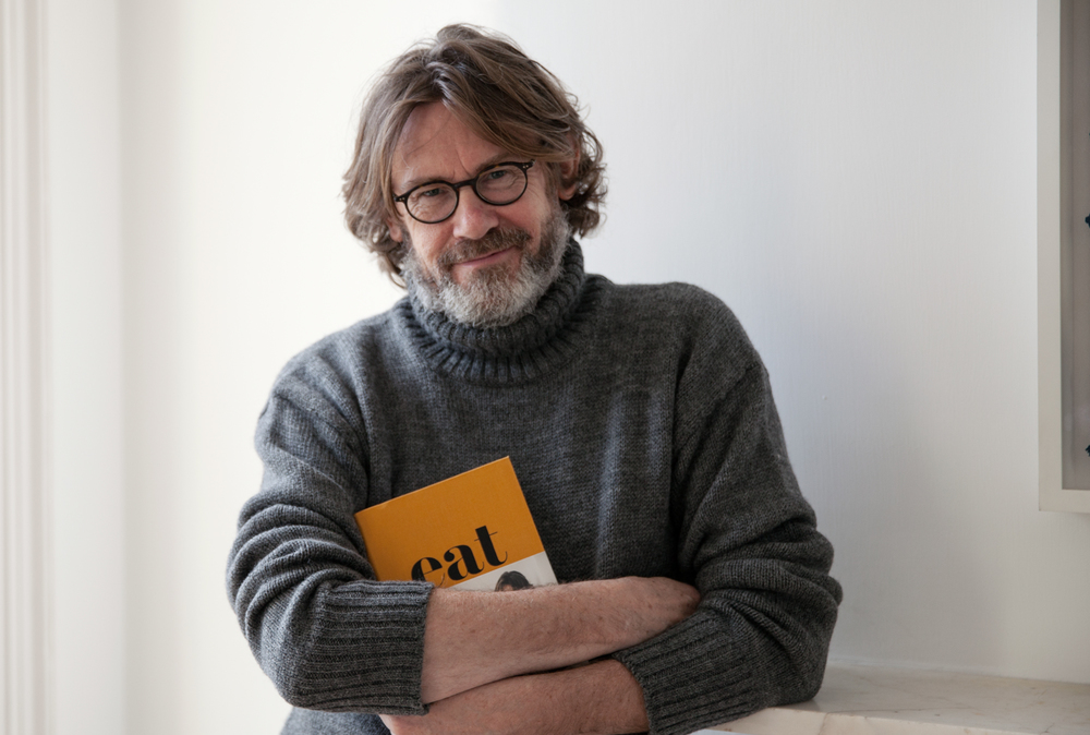 Nigel Slater Chef to Promote Nigel Slaters