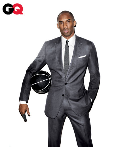 Kobe Bryant in GQ